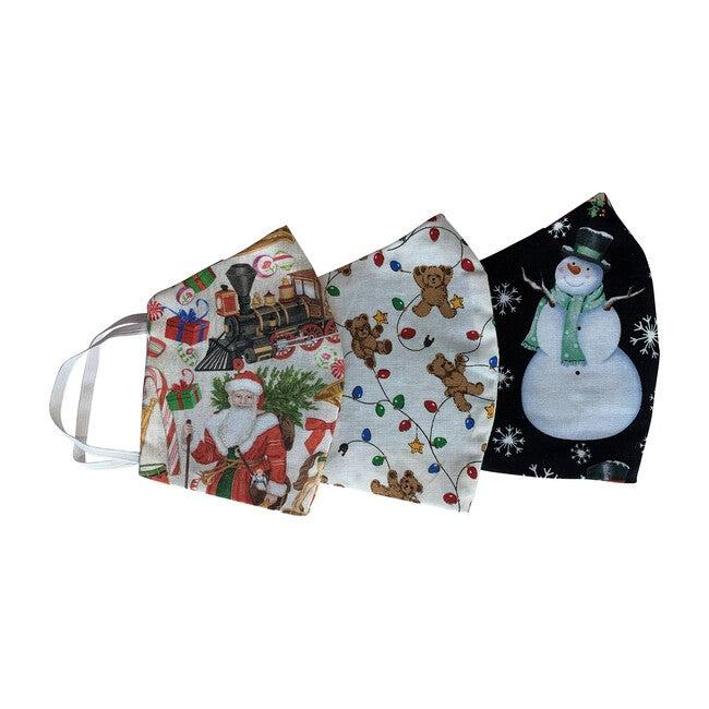 Christmas Facemask bundle of 3