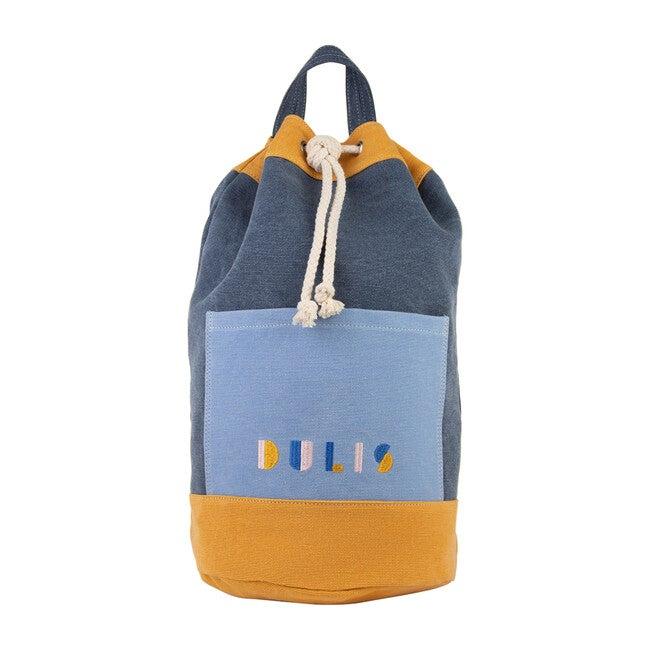 Duffel Bag, Blue