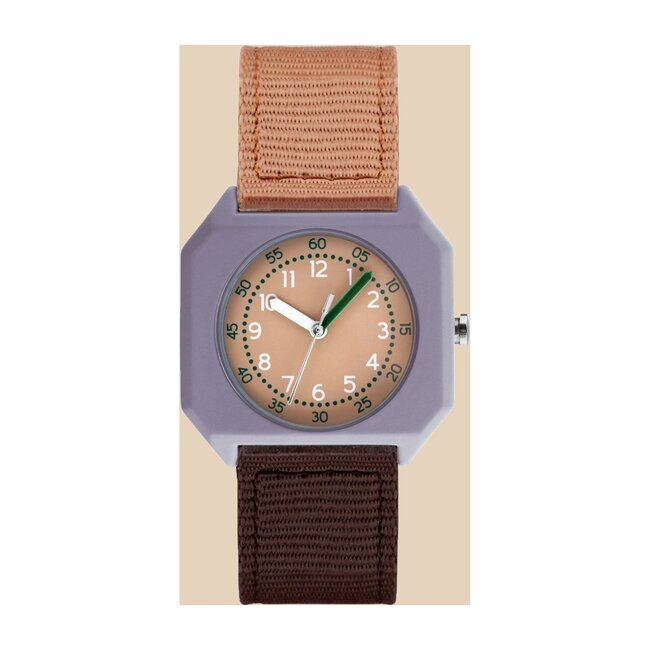 Plum Cake Wrist Watch