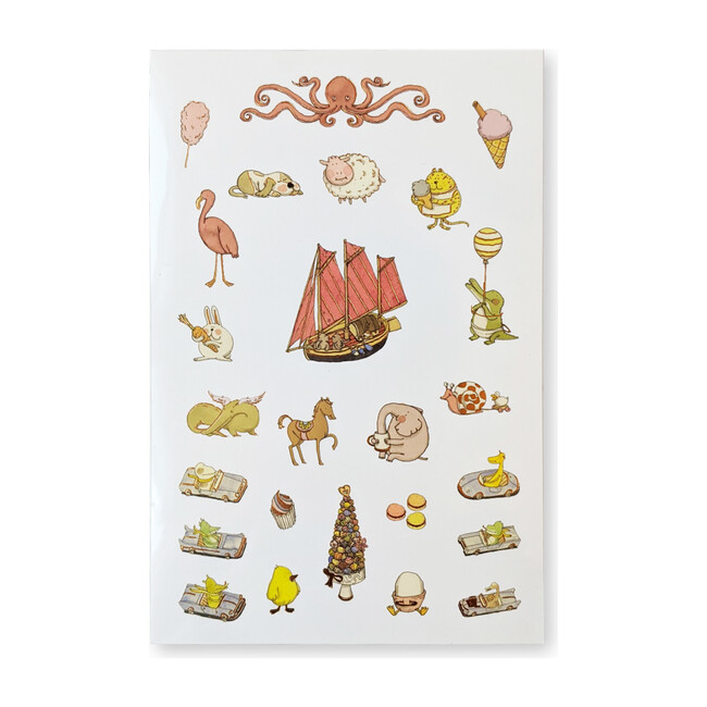 Gold Foil Tattoos - Party Accessories - 1