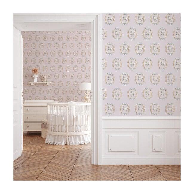 Peel & Stick Wallpaper, Pink