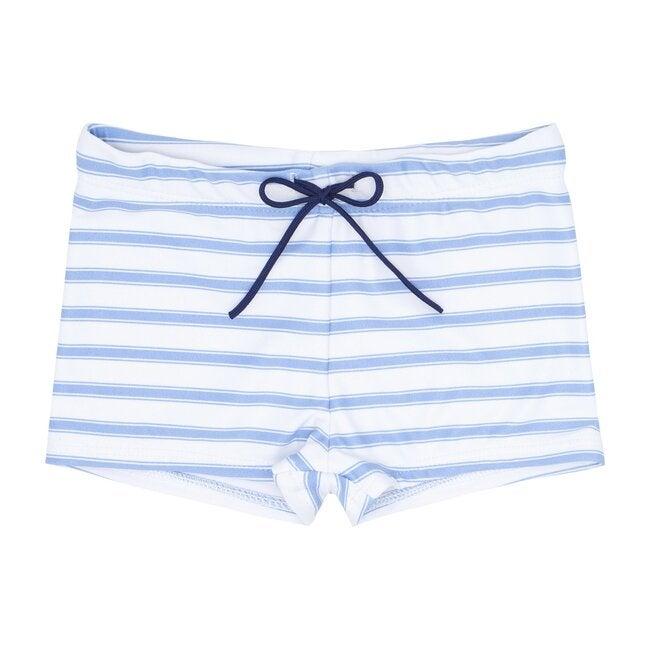 Boys Boca Blue Stripe Brief