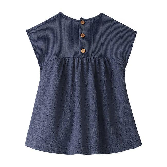 Dress, Navy
