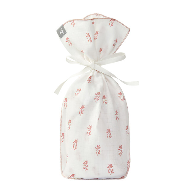 Swaddle, Pink Floral Print