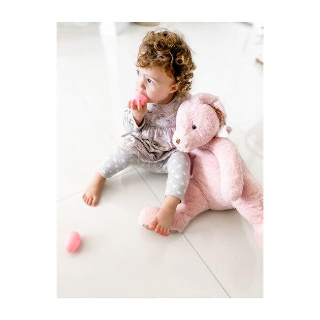 Ester Bunny Plush, Pink