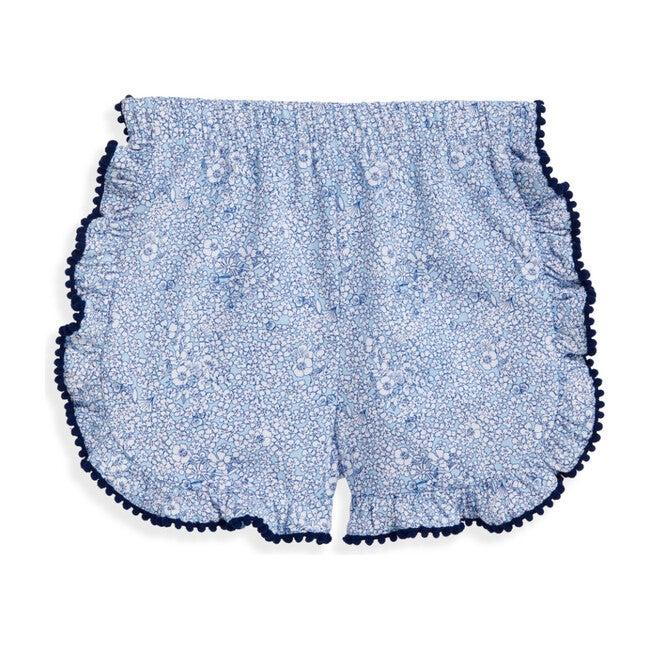 Dauphine Shorts, Azura Floral
