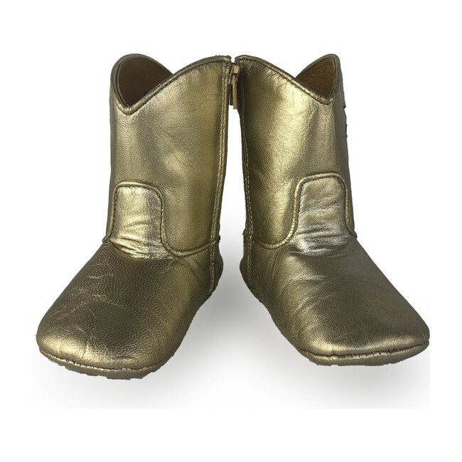 Spark Boots, Gold