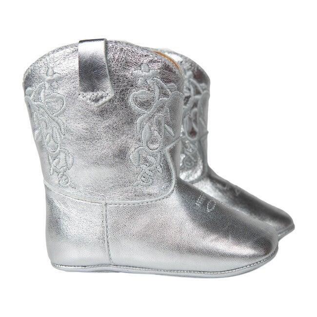 Bristol Boots, Silver