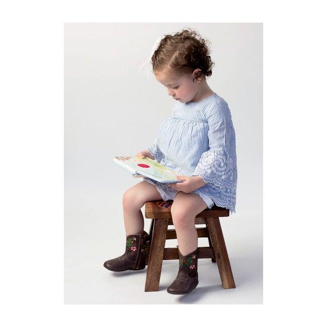Juliet Boots, Chocolate