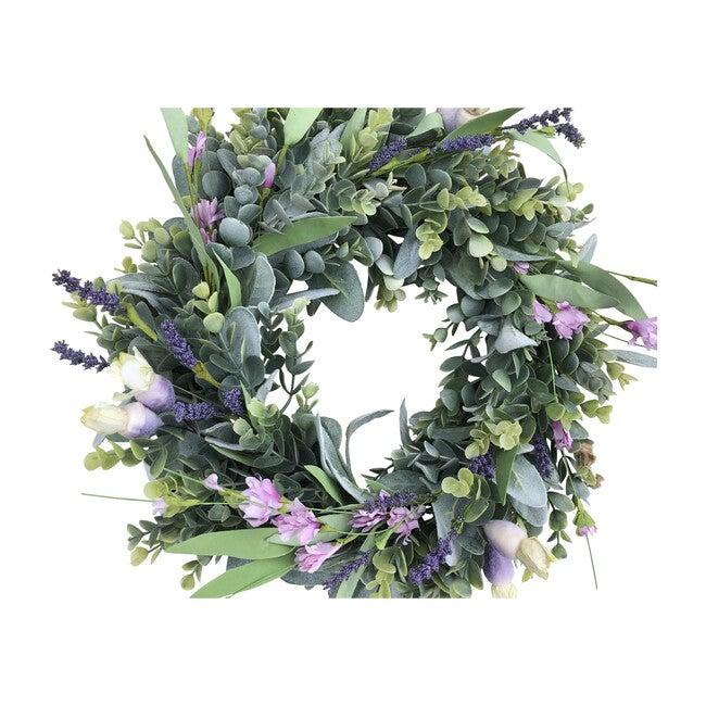 Spring Wreath, Wild Flower
