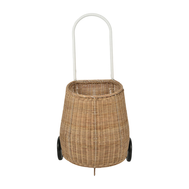 Big Luggy Basket, Natural