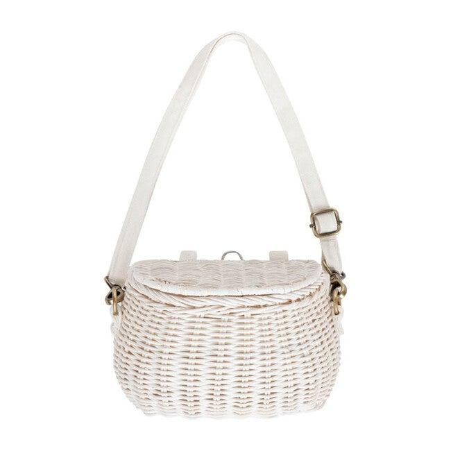 Minichari Bag, White
