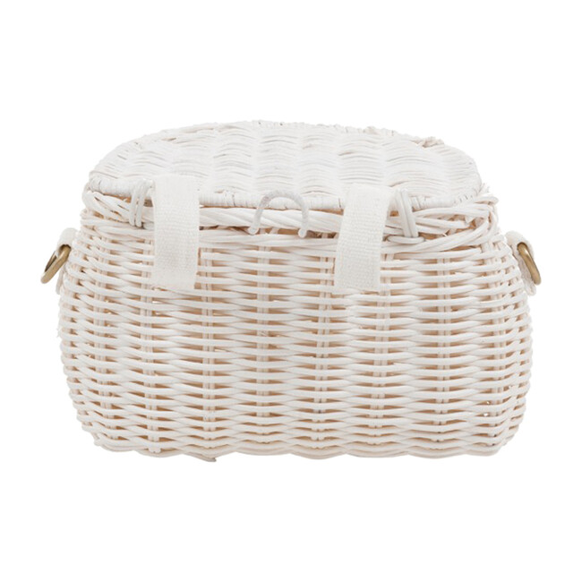 Minichari Bag, White