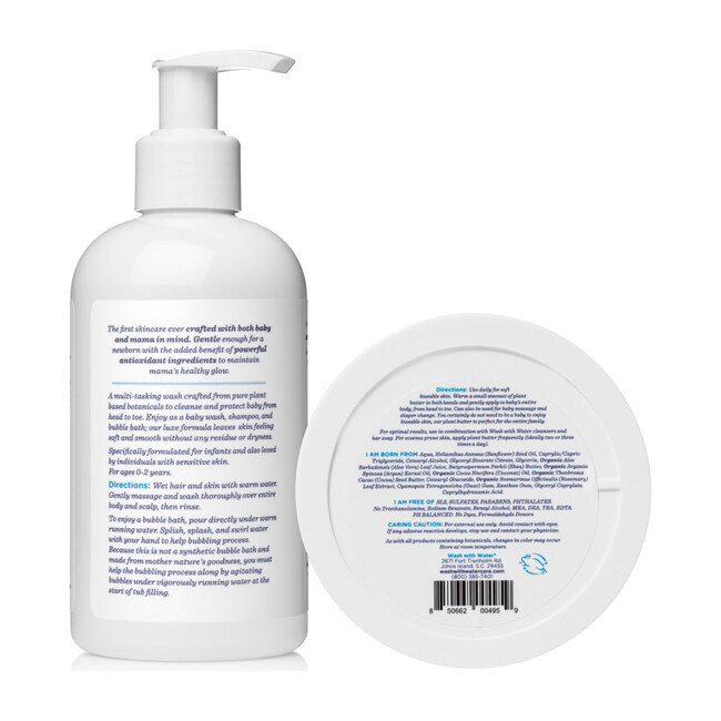 Fragrance Free Moisture & Cleanse Gift Set