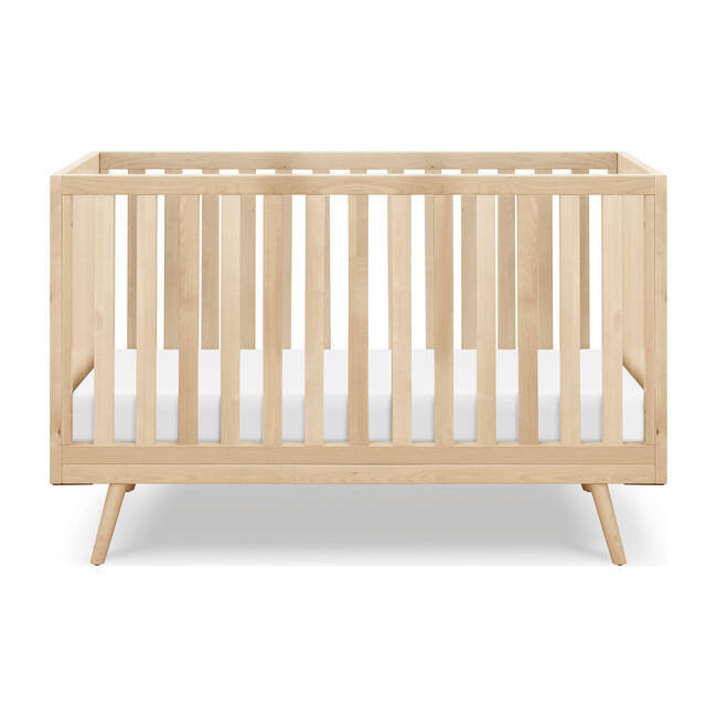 Nifty Timber 3-In-1 Crib, Natural Birch