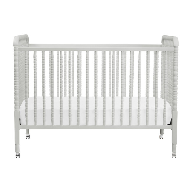 Jenny Lind 3-in-1 Convertible Crib, Fog Grey