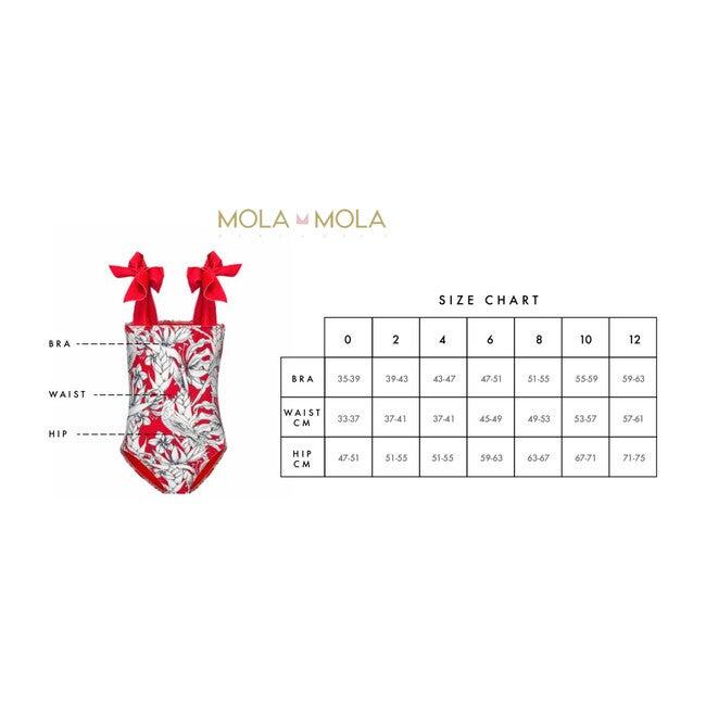 Mila Bikini, Lila Scales