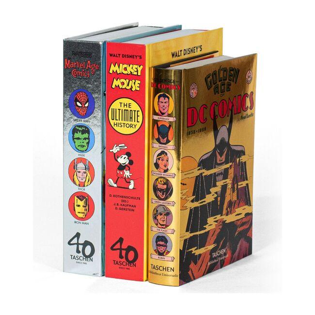 Taschen Retro Comics & Animation Book Set