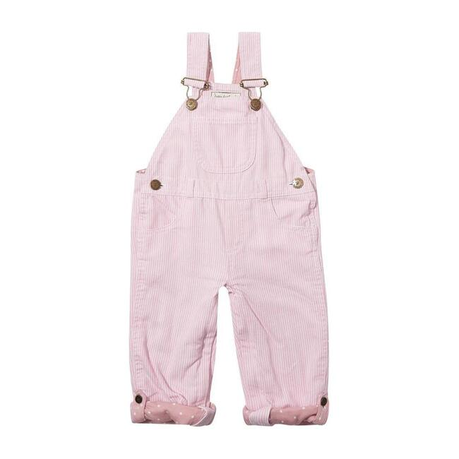 Dungarees, Candy Stripe