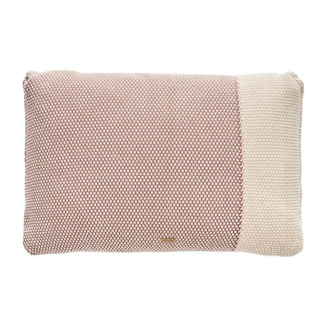 Koke Pillow, Sand/Rose