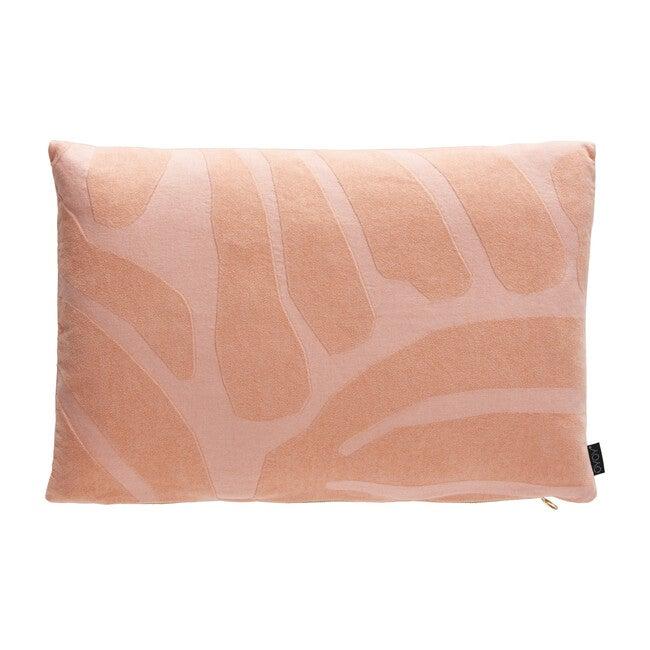 Roa Cushion, Peach Amber
