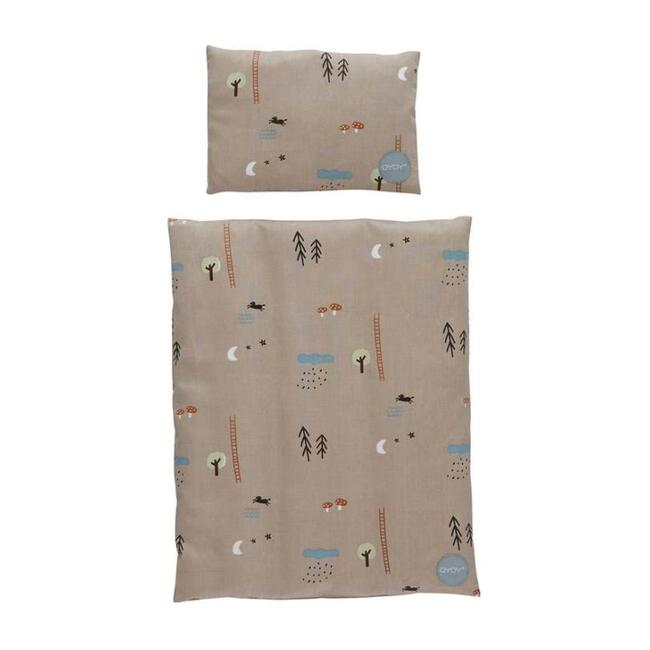 Doll Bedding, Happy Forest