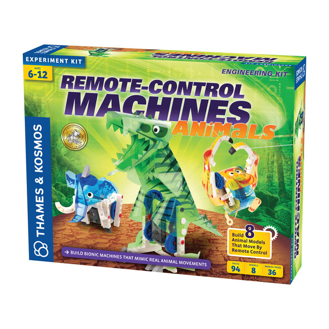 Remote-Control Machines: Animals