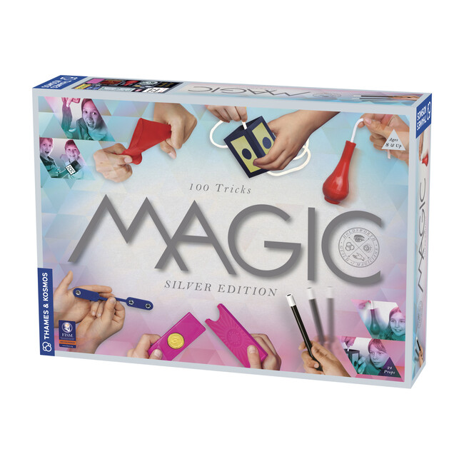 Magic: Silver Edition - STEM Toys - 1