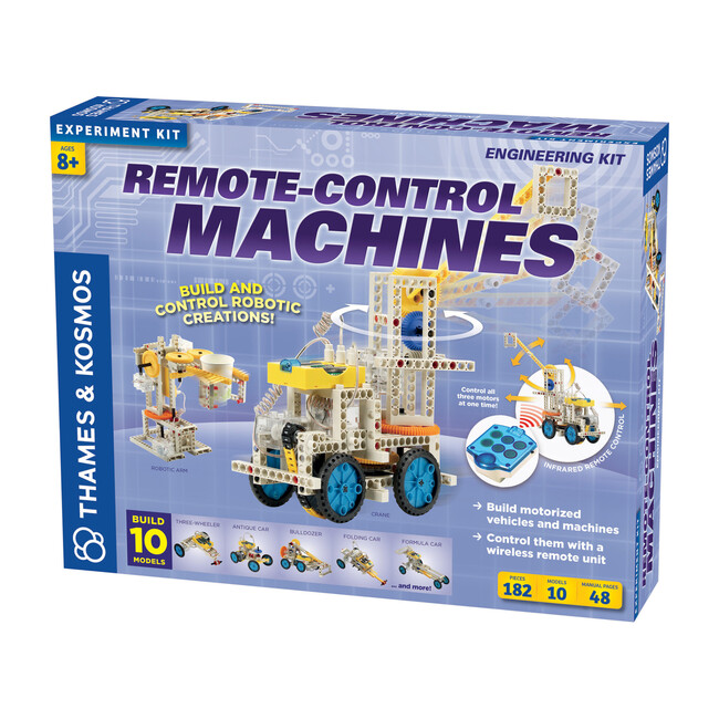 Remote-Control Machines - STEM Toys - 1