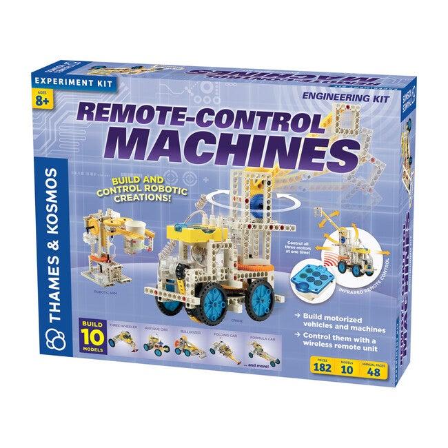 Remote-Control Machines - STEM Toys - 1