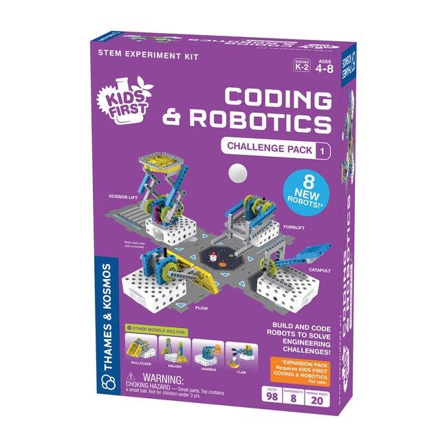 Kids First Coding & Robotics Challenge Pack 1