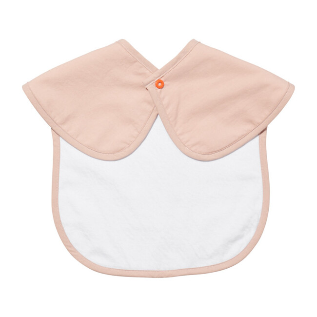 Waterproof Bib, Pink