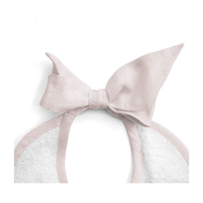 Newborn Bib, Blossom Pink