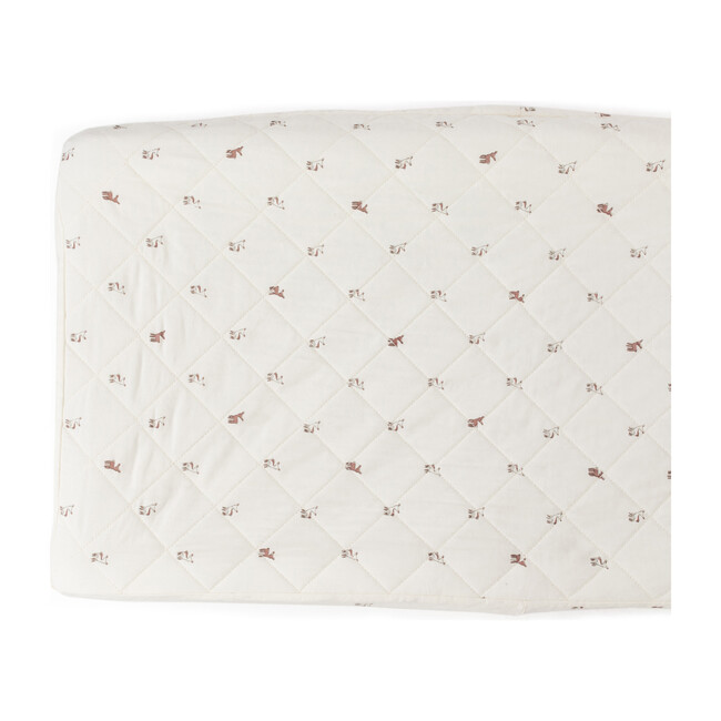 Hatchlings Fawn Change Pad Cover, Pink