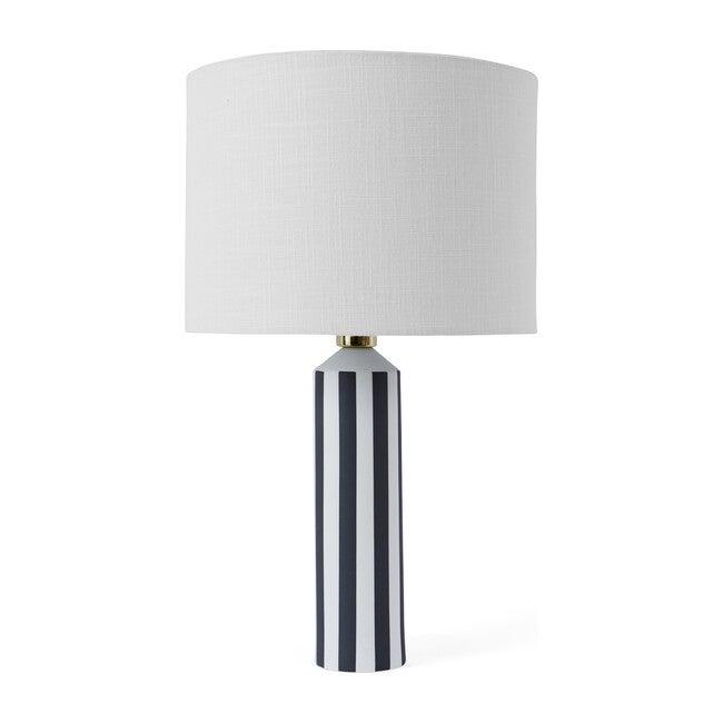 Toppu Lamp, Black/White