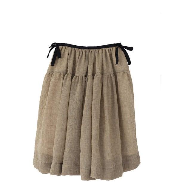 Cosima Skirt, Coffee