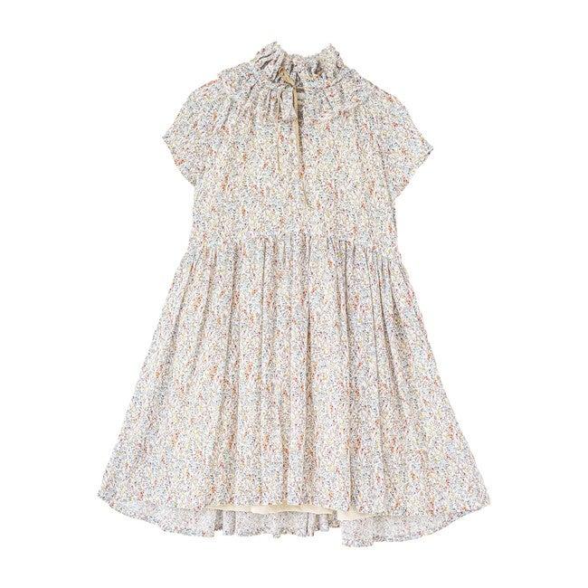 Copelia Dress, Lilly Flowers