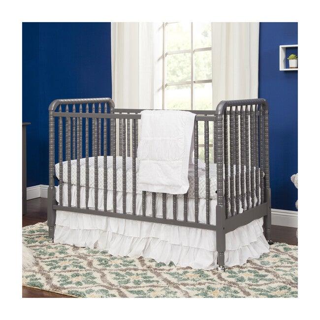 Jenny Lind 3-in-1 Convertible Crib, Slate