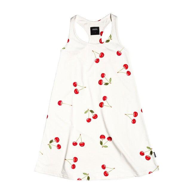 *Exclusive* Cherries Tank Dress