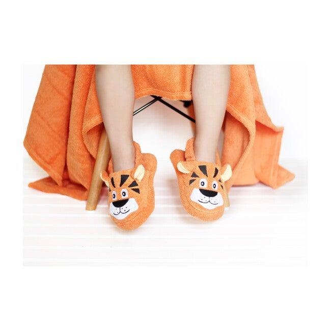 Tiger Slippers, Orange