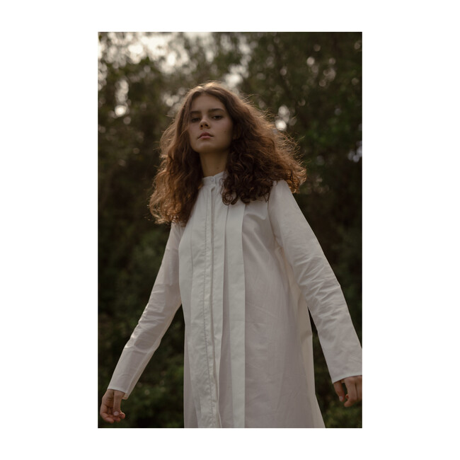 Claudia Dress, Milk