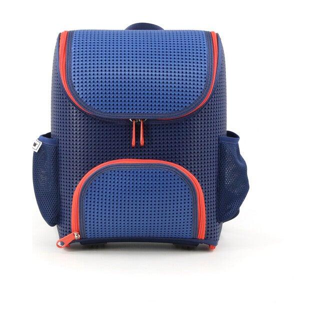 Student Ergonomic School Backpack, Sea Blue