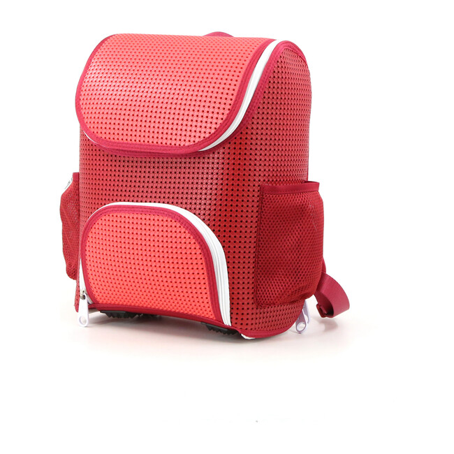 Student Ergonomic School Backpack, Rose Confetti