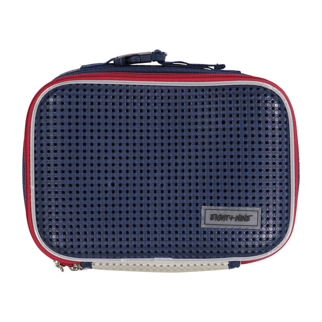 Lunch Tote, American Blue