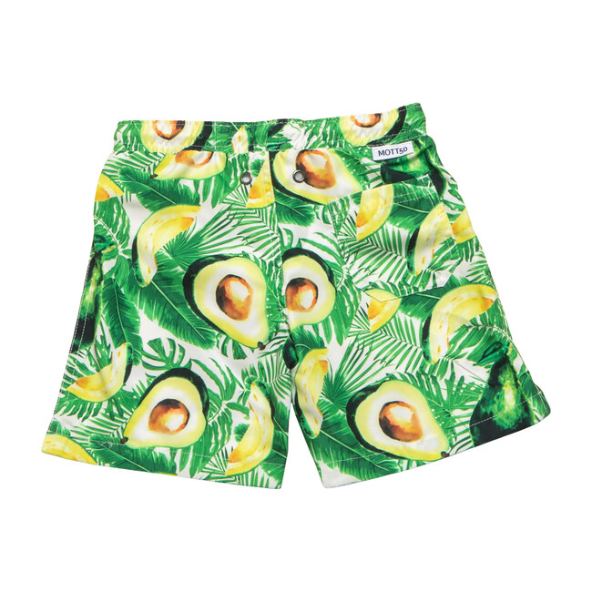 Mini Major Boardshort, Avocado