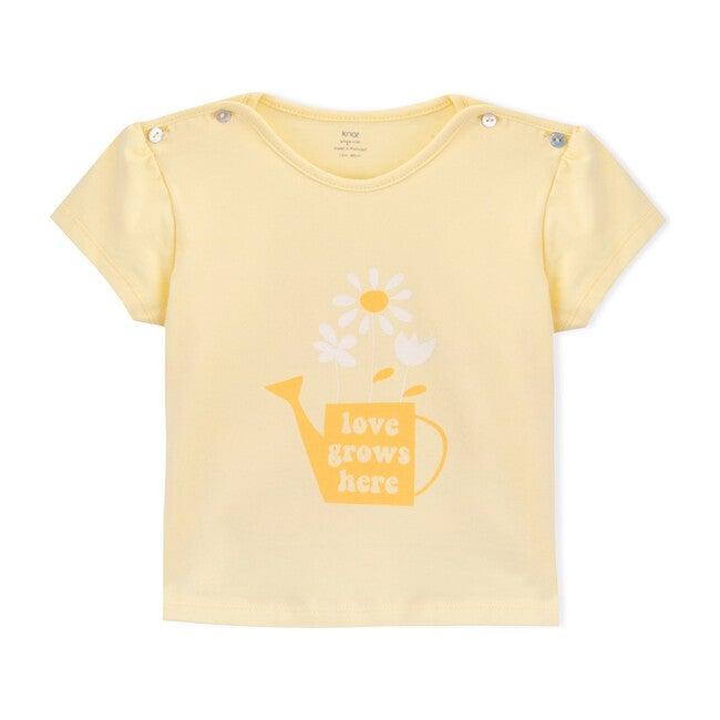 Ragador Short Sleeve T-Shirt, Yellow