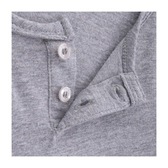 Hanley Long Sleeve T-Shirt, Grey