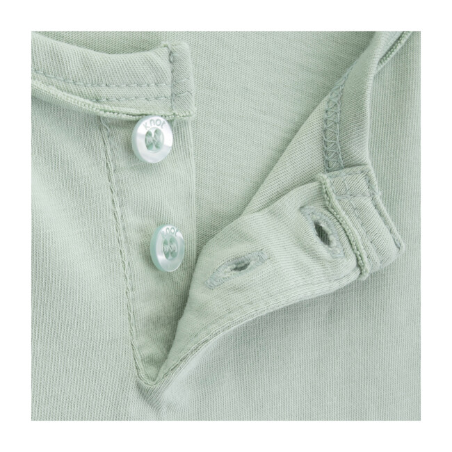 Hanley Long Sleeve T-Shirt, Green
