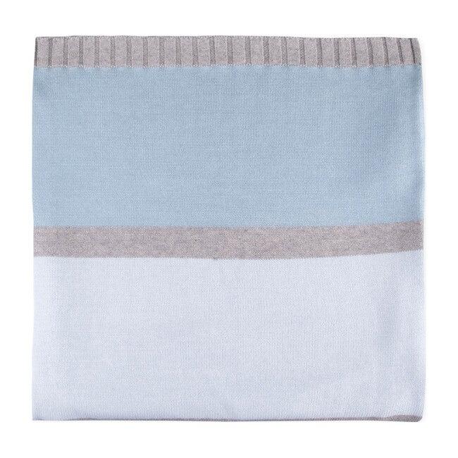 Bloom Tricot Blanket, Stripes