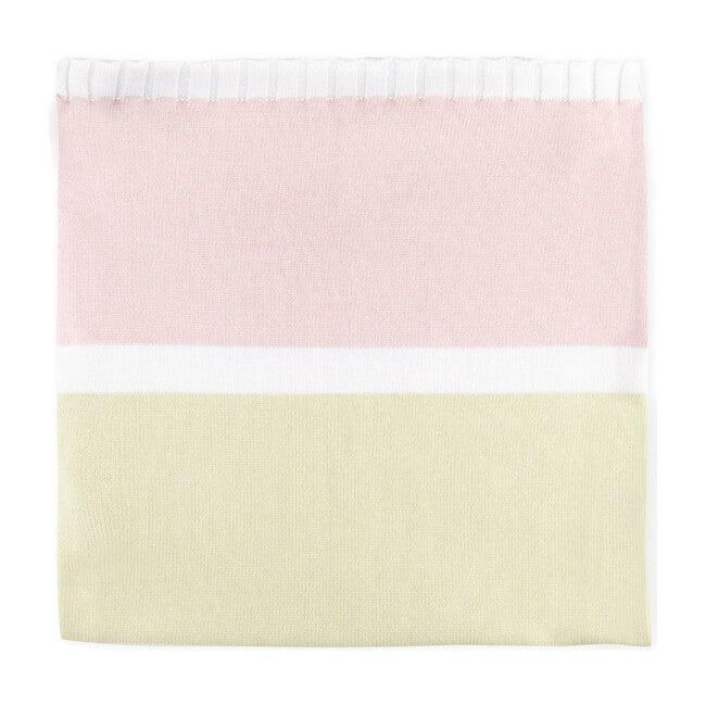 Kind Tricot Blanket, Stripes